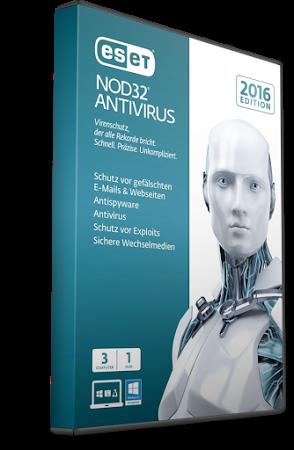 ESET NOD32 mega antivirus gratis