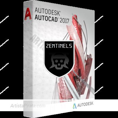Autocad 2017 Mega 1 Link Archivos Artista Pirata