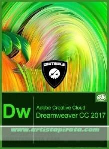 Adobe Dreamweaver CC 2017 32BITS y 64BITS MEGA