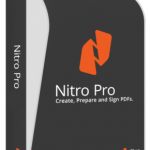 NitroPRO 11 Editor de PDF Gratuito