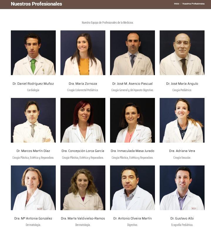 mipsalud medicos - cirugía estetica - cirugia plastica, odontologia -traumatologia madrid