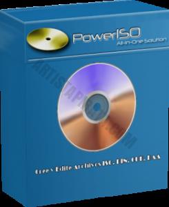 PowerISO 6.8 MEGA DRIVE