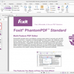 Foxit Phantom PFC 8.2 Descargar DRIVE