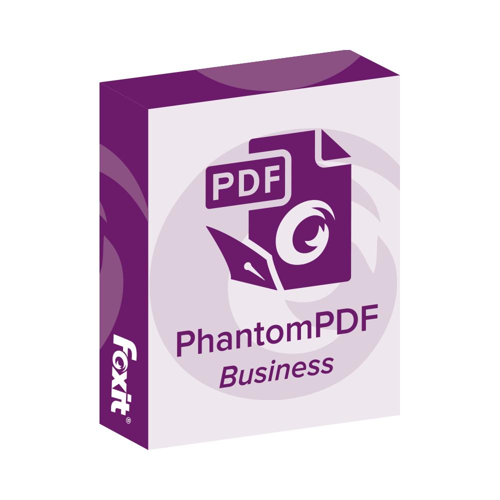 Foxit-PhantomPDF-Business EDITOR PDF GRATUITO