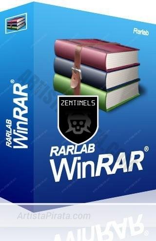 Winrar 5.5 SIN PUBLICIDAD