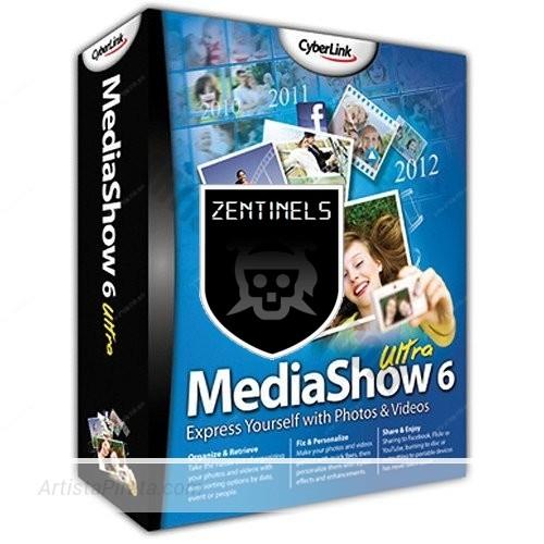 MEDIASHOW 6 EDITOR DE VIDEO GRATIS EDITOR DE VIDEO FACIL