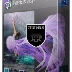 Corel ParticleShop 1.3.5 serial