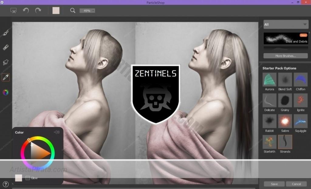 Download Corel PaintShop PRO 1.3