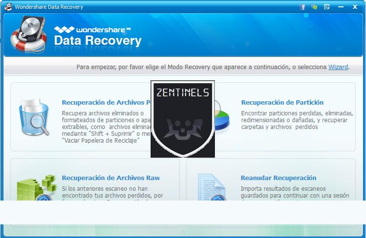 WonderShare Data Recovery 6.1 TORRENT