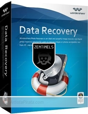 WonderShare Data Recovery 6.1 MEGA DRIVE