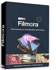 WonderShare Filmora 8.3 MEGA DRIVE