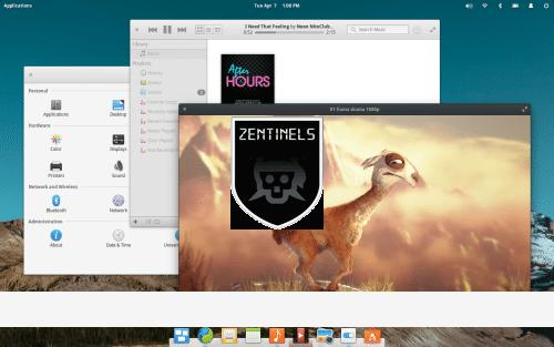 Reproducción de vídeo HD en Elementary OS