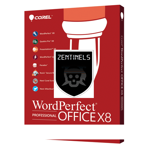 Corel WordPerfect OFfice X8 DRIVE TORRENT