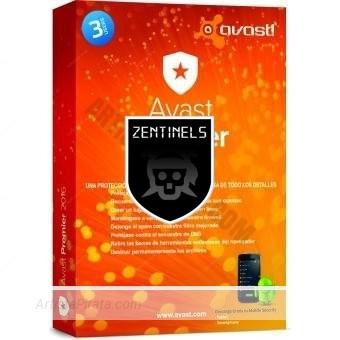 Avast Premier 2017 serial licencia