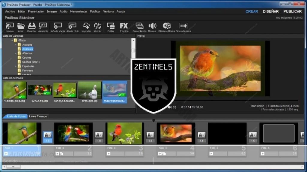 ProShow Producer 8 mega zippyshare