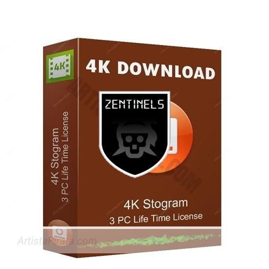 4K Stogram descargar videos de instagram