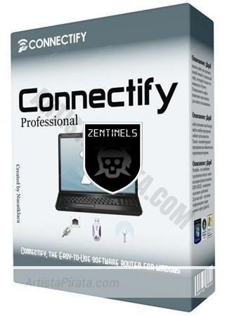 Connectify Hotspot PRO 9 mega torrent