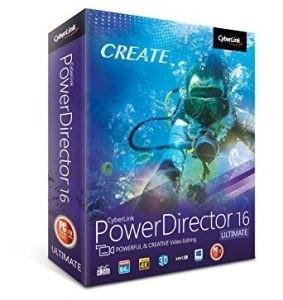 PowerDirector Ultimate 16 mediafire mega