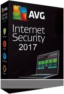 avg internet security 2017 serial