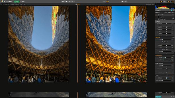 Aurora HDR 2018 - Editor fotográfico con efectos HDR