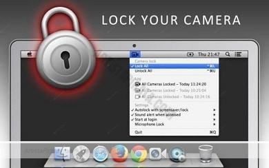 CAMERA LOCK - MAC OSX bloquear webcam de hackers