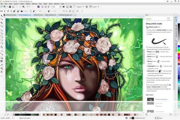 CorelDRAW-Graphics-Suite-2017 torrent mega gratis sin publicidad