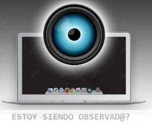 ESPIAR WEBCAM PROTEGER WEBCAM