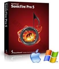 Smartsound SonicFire PRO 5.8.7 - Windows - MAC OSX