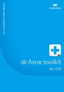 Dr.Fone para IOS 8.5 - Recupera tu IPHONE BLOQUEADO
