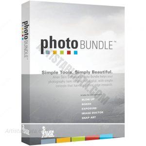 MAC OSX - Alien Skin Photo Bundle 2018 descargar gratis mega