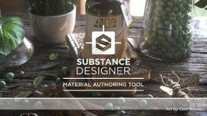 Allegorithmic Substance Designer 2017