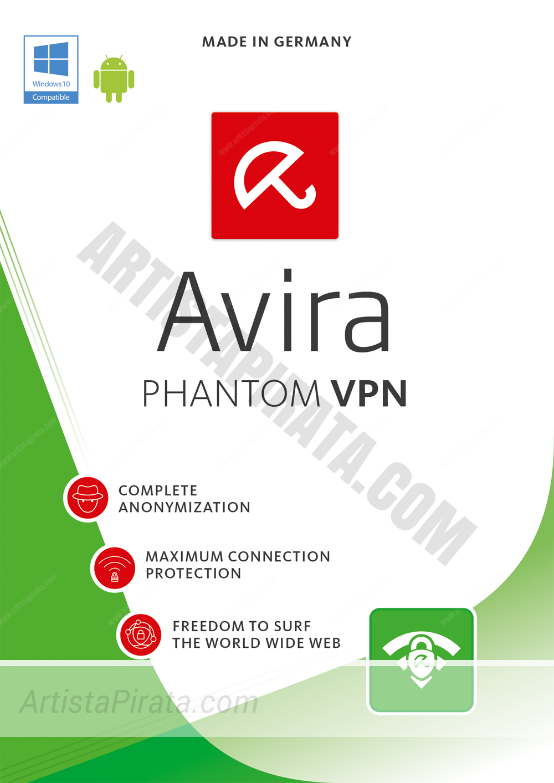 avira phantom vpn pro gratis 2018 saltar limite mega drive zippyshare