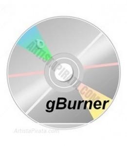 gburner 4.5 grabar cd dvd musica gratis mega
