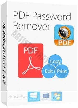 pdf pass remover eliminar contrasena de pdfs