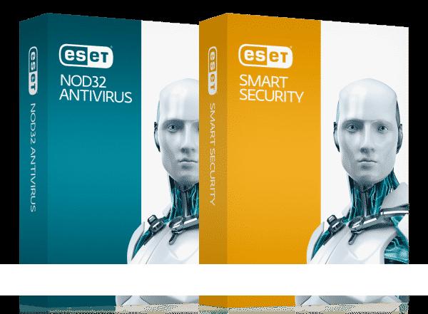 ESET NOD32 Smart Security y Antivirus 2018 mega torrent gratis