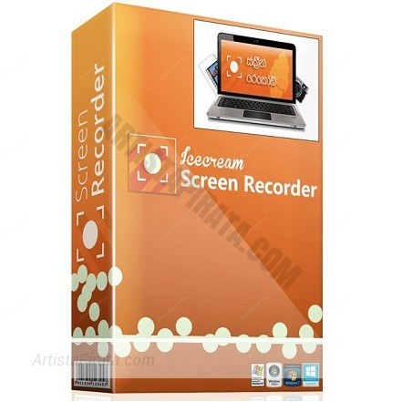 IceCream Screen Recorder Pro 5.2 - Grabar escritorio del equipo mega drive capturar escritorio gratis
