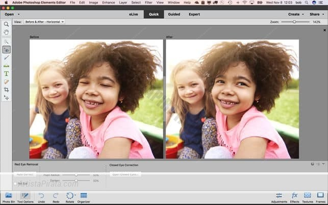photoshop elements 2018 sin publicidad mega zippy drive