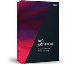 MAGIX DVD ARCHITECT PRO 7 CREAR MENUS DE DVD