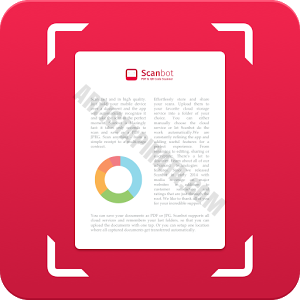 ANDROID - ScanBot PRO - Escanea con la cámara del Smartphone a PDF SCANBOT PRO APK
