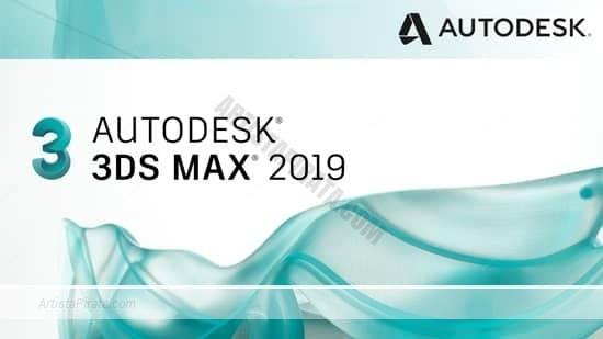 AUTODESK 3DSMAX 2019 MEGA TORRENT GRATIS