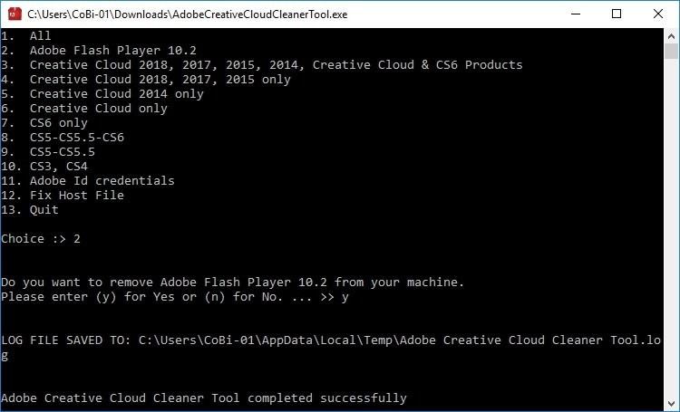 ADOBE CC CLEANER TOOL 2018 CORREGIR ERRORES ADOBE CC