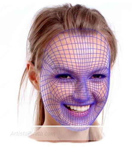 deep ar realidad aumentada deteccion de rostros sdk