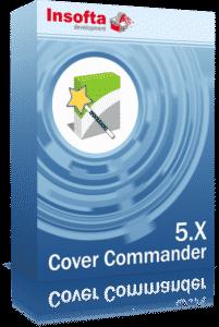 insoft cover commander 5 crear caratulas 3D de juegos programas musica descargar gratis