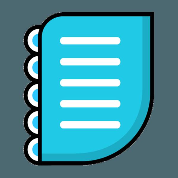 markdown fs notes 1.6 bloc de notas para mac osx compatible con markdown