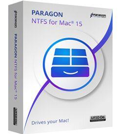 MAC OSX - Paragon NTFS 15 - Leer y editar archivos en discos NTFS Windows paragon ntfs full mega drive