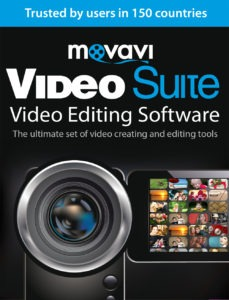 MOVAVI Video Suite 17.5 - Creación y Edición de vídeo movavi video editor full mega drive zippyshare