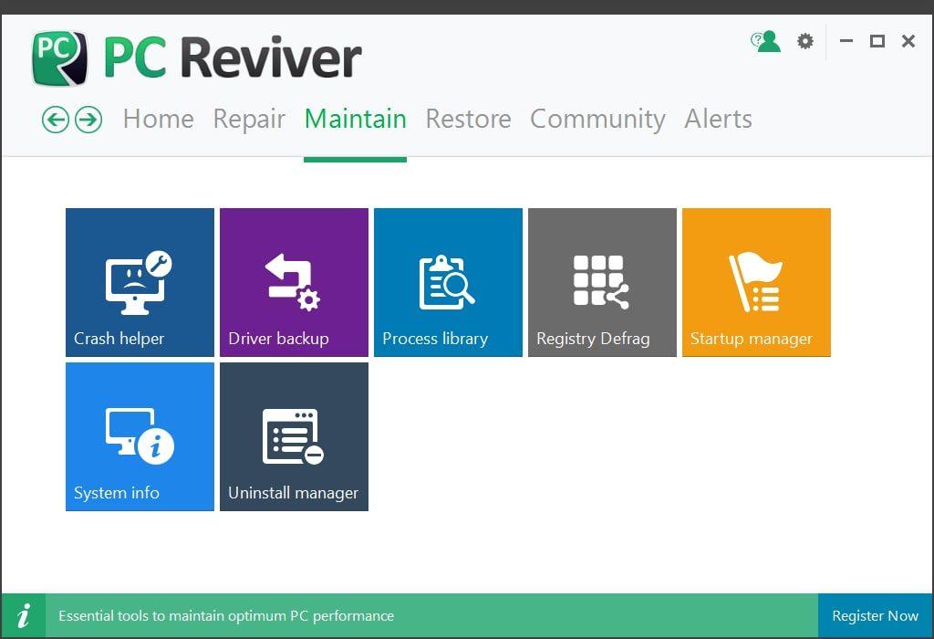ReviverSoft-PC-Reviver corregir bloqueos de windows pc reviver full mega zippyshare corregir errores windows