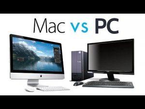 guía hardware diseño grafico mac vs pc