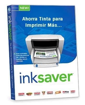 inksaver 6.3 ahorrar tinta impresora