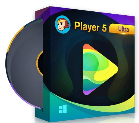 DVDFAB PLAYER ULTRA reproducir mkv hdr10 reproducir pelicula hdr carpeta dvd bluray